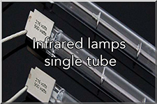 Infrared-lamp