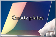 Quartz-plate