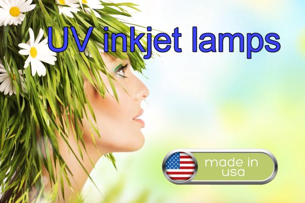 UV Inkjet Lamps